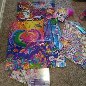 Other - Lisa Frank Sticker Set